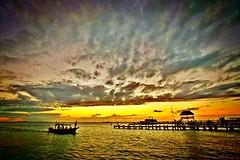 Amazing Sunset (patyartphoto) Tags: sunset clouds sky caribbean islamujeres quintanaroo méxico trip paradise travel beachlife sea ocean beauty relax gratefull peace meditation love eternity god