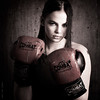 The Boxer (Tommy Høyland) Tags: hard portrait face boxing person young beauty one healthy indoor female attractive power studio woman girl stunning makeup fighter boxer beautiful hitting girlpower