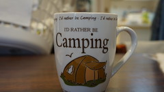 DSC00024 Would rather be camping and trying out a few features (spelio) Tags: sony a6000 test 2017 mug camping cup stilllife