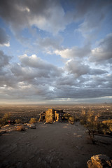 Dobbins Lookout IV (Modeflip) Tags: dobbins lookout phoenix arizona clouds desert sunset