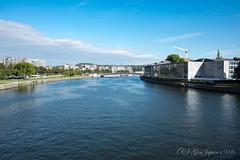 Liège (GenJapan1986) Tags: 2017 ベルギー リエージュ 旅行 風景 liège travel belgium fujifilmx70 river landscape