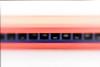 Harmonica. (Dikke Biggie.) Tags: macromonday macromondays mm hmm macro closeup detail thememusicalinstruments musicalinstruments muziekinstrument harmonica mouthorgan trump mondharmonica toy toys speelgoed dof depthoffield scherptediepte highkey canon canoneos450d 100mm f28 canonnl dgawc red blue rood blauw