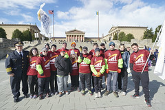 Unified Fall Festival Torch Run 2017 (SpecialOlympicsPA) Tags: philadelphia pa usa specialolympicspennsylvania law enforcement torch run fall festival
