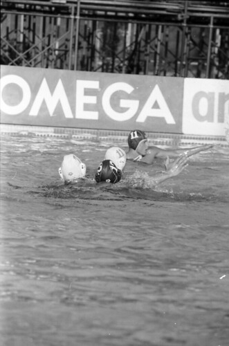 114 Waterpolo EM 1991 Athens