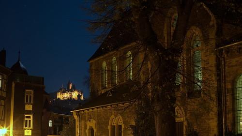 Wernigerode at Night