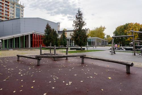Парк искусств в Москве