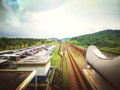 ERL KLIA Transit Salak Tinggi Station - Salak Tinggi - http://4sq.com/d2HxCk #Travel #holiday #trainstation #railwaystation #Asia #Malaysia #火车站 #度假 #旅行 #亚洲 #马来西亚