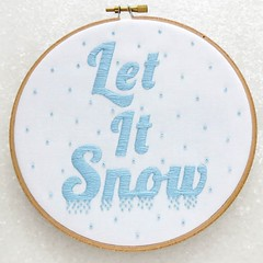 No sign of any snow here... how about where you are? ❄ (ohsewbootiful) Tags: ifttt instagram embroidery etsy etsyuk gifts giftsforher homedecor hoopart fiberart handembroidery handmade etsyseller embroideryhoop shophandmade handmadegifts decor wallhanging bestofetsy instaart hoopsofinstagram madebyme stitchersofinstagram