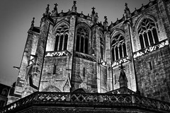 Memories (llewelynjarvis) Tags: blackwhite grey greyscale reverent peace positivevibes contrast passion panasonic dmcgf5 lumix g art frozen time aperture ancient cathedral church lyon france artwork pic picture photo photography mood followme camera digital liveyourlife artphotography photographyislifee photographylovers photooftheday yes city goodday freetime focus blackandwhite daily hustle life death faith success motivation motivated night iso shutterspeed stonework