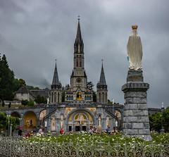 The Sanctuary of Our Lady of Lourdes (julesnene) Tags: basilicaofourladyoftheimmaculateconception canon7dmark2 canon7dmarkii france juliasumangil lourdes ourladyoflourdes rosarybasilica sanctuary sanctuaryofourladyoflourdes julesnene travel occitanie fr immaculateconception travelgirljulia