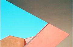 (Bourguiboeuf) Tags: f1 slr italty f1n canon kodak portra 160 el 80 italia argentique analogue pellicule film bourguiboeuf stair color sky sardinia sardaigne summer blue