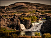 Hjálparfoss (niggyl (catching up)) Tags: hjálparfoss riverfossá skeljafell waterfall waterfallsoficeland iceland ísland southiceland route32 pjórsáriver háifoss fujifilmxpro2 fujixpro2 xpro2 fujifilm fuji fujixmount xmount xf55200mmf3548rlmois fujinonxf55200 fujinonxf55200rlmois longexposure ndfilter troutstream flyfishing trout river mountain stream basalt columnarbasalt