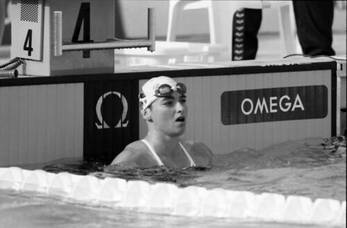 045 Swimming EM 1991 Athens