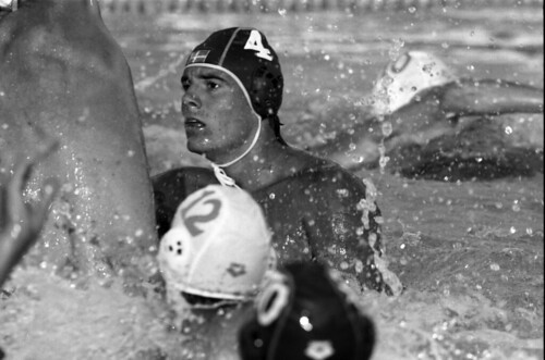 038 Waterpolo EM 1991 Athens