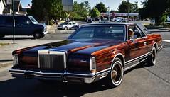 Lincoln Continental Mark V (Custom) (Custom_Cab) Tags: 1977 1978 1979 lincoln continental mark v 5 mk custom car woodie woody kustom markv