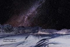Milchstraße (maka3110) Tags: cold snow himmel sterne weiss kalt nacht schnee langzeitbelichtung longexposure sigma1020 sigma d500 nikon kaunertal gletscher ötztaleralpen weisseespitze alpen milchstrase milkyway