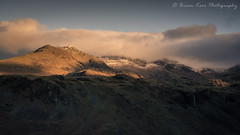 Morning Light (.Brian Kerr Photography.) Tags: cumbria lakedistrict eskdale hardknottfort morning availablelight a7rii mountains scafellrange scafell winter snow coldmorning cold sony formatthitech outdoor outdoorphotography opoty nature naturallandscape natural briankerrphotography briankerrphoto landscape mountain sky mountainside