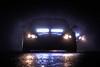 Moody Aston (Steve Cooke-SRAviation) Tags: bmwchampionship 77 darrenstamp nightrace 45 700 circuit canon richardevans britcar m3 stevecooke gt bmw brandshatch racing eddiemckean toyotyres astonmartin