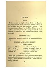 2017.11.23 Diabetic Cookery, 1917, via OpenLibrary 187