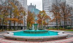 Gateway Plaza Fountain (Pittsburgh, Pennsylvania)