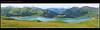 Lac du barrage de  roselend depuis Grande Berge ©Beaufortain (philippedaniele) Tags: voute lac roselend beaufortain alpes montagnes hydoélectrique barrage