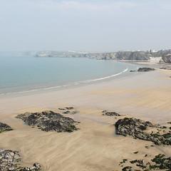 Sandy Beach Cornwall