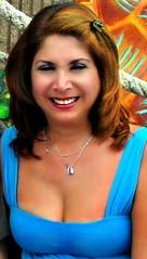 Busty Lynda (jemingway3) Tags: hot sexy mature brunette milf mom married wife rack cleavage downblouse breasts boobs tits nipples braless nobra hotwife lynda busty shared bi bisexual lez lesbian