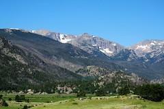 Moraine Park (Patricia Henschen) Tags: mountains mountain rocky rockymountainnationalpark nationalpark morainepark estespark colorado