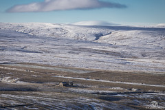 Isolation (CamraMan.) Tags: isolation moors snow ice cold winter hills fells garrigill alston cumbria wild desolate canon6d canon70200f4 ©davidliddle ©camraman cottage house