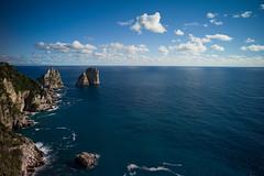 Capri (Jill-Wang) Tags: capri italy 21mm beach leica sky sunnyday