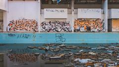 Kupari-Graffiti-2016-DSC_9063 (fjakone) Tags: abandon croatia graffiti grafiti hrvatska kupari war dubrovačkoneretvanskažupanij dubrovačkoneretvanskažupanija hr