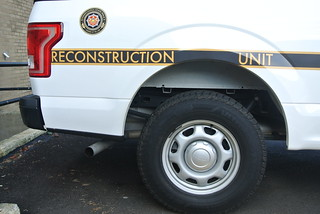 Pennsylvania State Police Reconstruction Unit