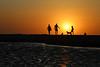 double sunset doggie ride (alestaleiro) Tags: sunset contraluz controluce sole sol sun tramonto atardecer siluetas silouhettes people dog dogride paseodelperro perro perros cão canni jericoacoara brasil alestaleiro asbeautifulasyouwant