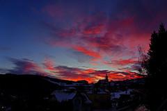 Sonnenaufgang! (ernst.weberhofer) Tags: sonnenaufgang sunrise birkfeld