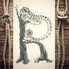 Rhameleon (reXraXon) Tags: art artwork pencilart drawing handdrawing sketch pencilsketch typography lettering handlettering letteringart chameleon tree