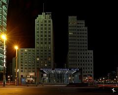 Berlin (Ruinenvogel) Tags: berlin potsdamerplatz night mitte hdr berlinleuchtet
