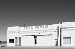 Auto Parts (dangr.dave) Tags: architecture downtown hidalgocounty historic lordsburg newmexico nm autoparts abandoned