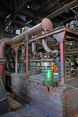 2017-11-23 11-27 Ruhrgebiet 130 Essen, Zeche Zollverein (Allie_Caulfield) Tags: foto photo image picture bild flickr high resolution hires jpg jpeg geotagged geo stockphoto cc sony rx100ii 2 2017 herbst ruhrgebiet nrw nordrheinwestfalen essen dortmund stadt altstadt industrie kohlenpott zeche zollverein tagebau förderturm kokerei koks bergbau mining industry