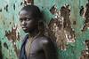 Little girl from Suri tribe in Kibish. Omo Valley, Ethiopia. (Raúl Barrero fotografía) Tags: portrait travel girl tribe africa ethiopia suri surma