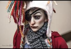 unicorn hat-1 (vampyre_angel13) Tags: bjd bjdhybrid bjdmod bjdphotography bjds ringdoll ringdollk ringdollbjd