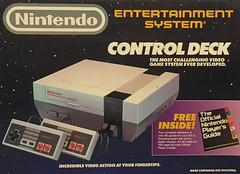 Nintendo Entertainment System (NES) (Hobbycorner) Tags: nes nintendo 1985 supermariobros mario luigi controldeck console game gaming games system memories fun cartridge cartridges bowser