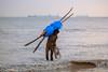 Fisherman! (Ajwad Mohimin) Tags: fisherman bangladesh bangladeshi lifestyle life lifescape canon blue ngc