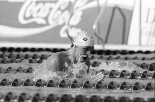 005 Swimming EM 1991 Athens