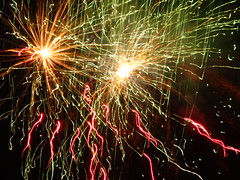 Bonfire night 2017 (Clare Kearney) Tags: bonfirenight bonfire fireworks dark night sky bright colours colourful fire sparklers red blue green explosion explode rockets smoke orange burn hot november 5th november5th pretty clarekearney close up closeup digitalphotography