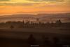 Lever de soleil sur la campagne gersoise. (Thomas Ricaut) Tags: leverdesoleil gers campagne collines