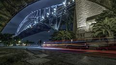 Sydney Harbour Bridge (Tonitherese) Tags: bridge sydney harbour