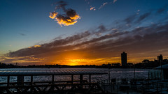 Sydney Sunset (Manny Esguerra) Tags: sydney sunset outdoors city