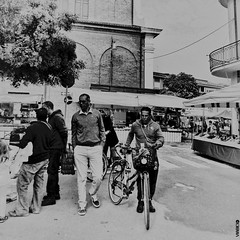 #BIKE2FIERA #San Mauro Pascoli IMG_0656 - quad bike2 bn_resizeA (Viabici(c) di StefanoM) Tags: viabici bike2 bicicletta bici bike bicycle cykel fahrrad street city mono bw streetphotography chiaroscuro blackandwhite italia san mauro pascoli
