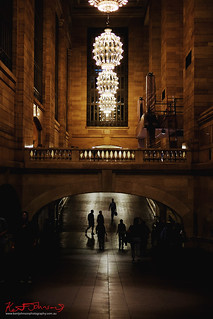Side Passage, Grand Central Station NYC.