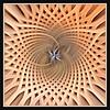 Neutral In The Moment...in Explore 11/20/17 (LotusMoon Photography) Tags: digitalpainting digitalart art artwork mandala twirls framed border neutral light pattern geometrical texture annasheradon lotusmoonphotography